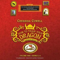 How To Train Your Dragon Box Set, Vol. 1: Books 1-6