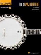 Hal Leonard Folk Banjo Method: For 5-string Banjo