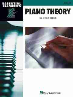 Essential Elements Piano Theory - Level 6 by Mona Rejino