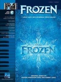 Frozen: Piano Duet Play-along Volume 44