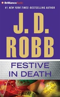Book Festive in Death by J. D. Robb