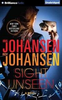 Book Sight Unseen by Iris Johansen