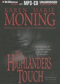 Book The Highlander's Touch by Karen Marie Moning