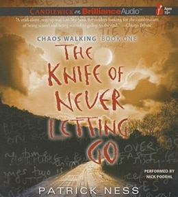 Book The Knife of Never Letting Go by Patrick Ness