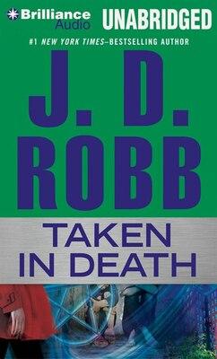 Book Taken in Death by J. D. Robb