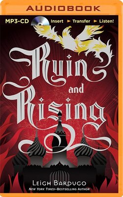Book Ruin and Rising by Leigh Bardugo