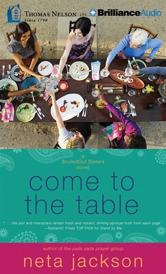 Book Come to the Table by Neta Jackson