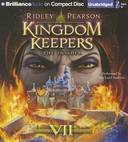 Book Kingdom Keepers VII: The Insider by Ridley Pearson