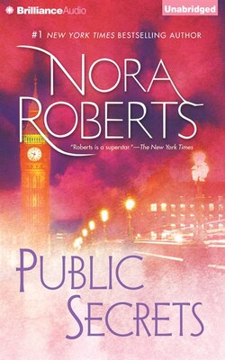Book Public Secrets by Nora Roberts