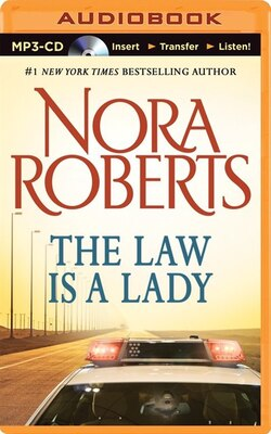Book The Law is a Lady by Nora Roberts