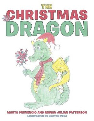 The Christmas Dragon by Marta Provencio
