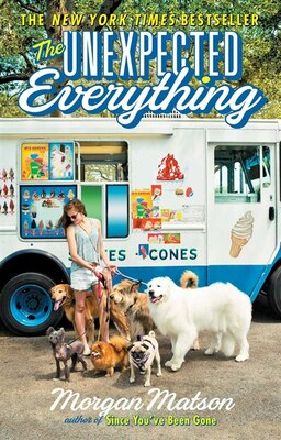 Book The Unexpected Everything by Morgan Matson