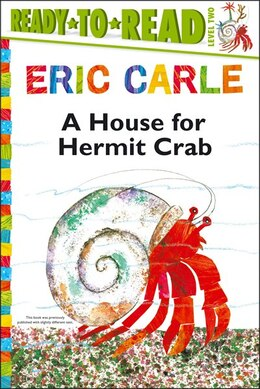 Book A House for Hermit Crab by Eric Carle
