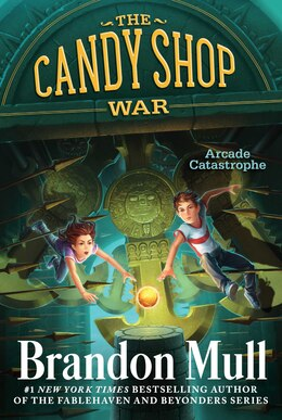 Book Arcade Catastrophe by Brandon Mull