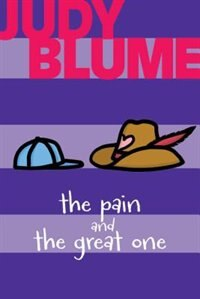 Book The Pain and the Great One by Judy Blume