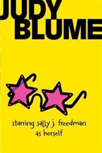 Book Starring Sally J. Freedman as Herself by Judy Blume