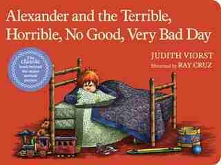 Alexander and the Terrible, Horrible, No Good, Very Bad Day: Lap Edition by Judith Viorst