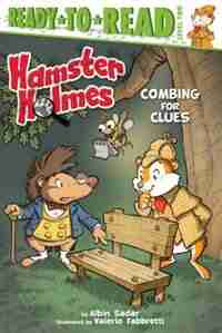 Hamster Holmes, Combing for Clues by Albin Sadar