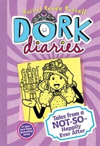 Book Dork Diaries 8: Tales from a Not-So-Happily Ever After by Rachel Renée Russell