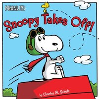 Snoopy Takes Off!