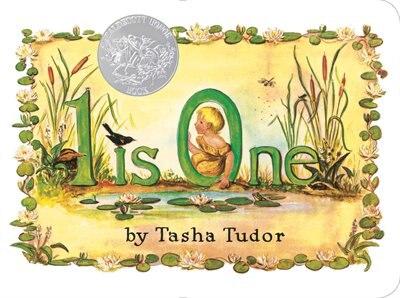 1 Is One by Tasha Tudor
