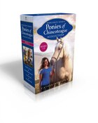Marguerite Henry's Ponies of Chincoteague Collection Books 1-4: Maddie's Dream; Blue Ribbon Summer…