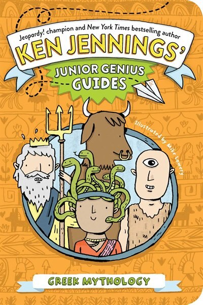 Greek Mythology by Ken Jennings