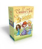 The Goddess Girls Charming Collection Books 9-12 (Charm Bracelet Included!): Pandora the Curious…