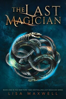 Book The Last Magician by Lisa Maxwell