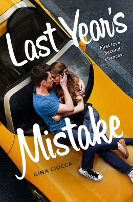 Book Last Year's Mistake by Gina Ciocca