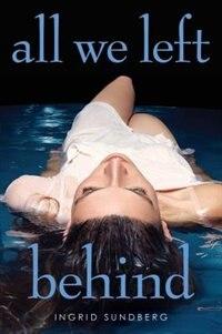 Book All We Left Behind by Ingrid Sundberg