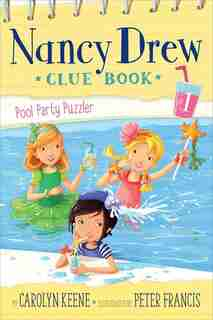 Pool Party Puzzler by Carolyn Keene