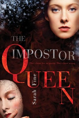 Book The Impostor Queen by Sarah Fine