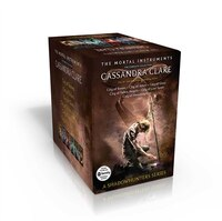 The Mortal Instruments, the Complete Collection: City of Bones; City of Ashes; City of Glass; City…