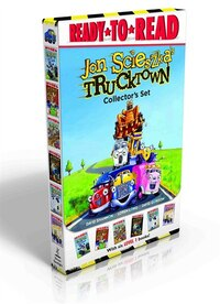 Trucktown Collector's Set: Dizzy Izzy; Kat's Maps; Trucks Line Up; Uh-Oh, Max; The Spooky Tire; Kat…