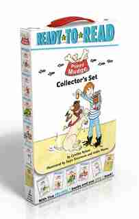 Puppy Mudge Collector's Set: Puppy Mudge Finds a Friend; Puppy Mudge Has a Snack; Puppy Mudge Loves His Blanket; Puppy Mudge Tak by Cynthia Rylant