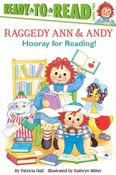Hooray for Reading! by Patricia Hall