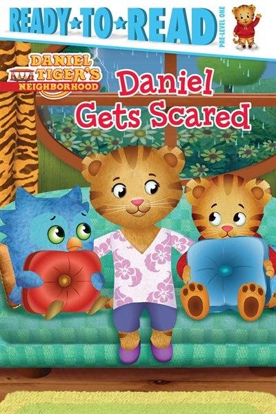 Daniel Gets Scared by Maggie Testa