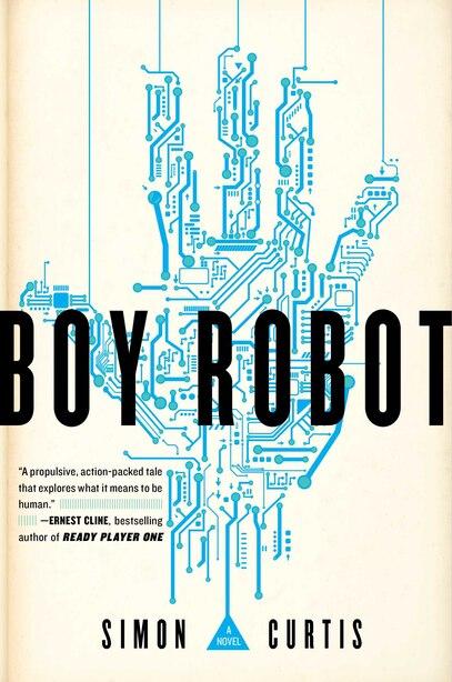Boy Robot by Simon Curtis
