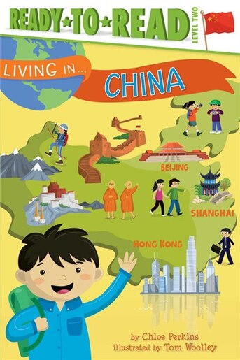 Living in . . . China by Chloe Perkins