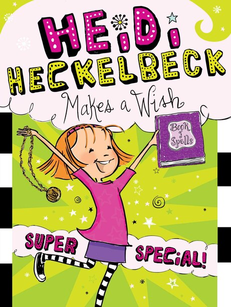 Heidi Heckelbeck Makes a Wish: Super Special! by Wanda Coven