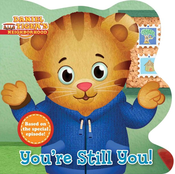 You're Still You! by Jason Fruchter