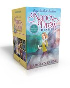 Nancy Drew Diaries Supersleuth Collection: Curse of the Arctic Star; Strangers on a Train; Mystery…