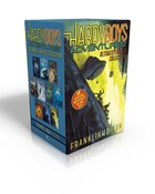 Hardy Boys Adventures Ultimate Thrills Collection: Secret of the Red Arrow; Mystery of the Phantom…