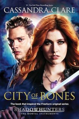 Book City of Bones: TV Tie-in by Cassandra Clare
