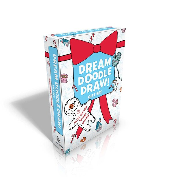 Dream Doodle Draw! Gift Set: Animals; Patterns; Snow by Various