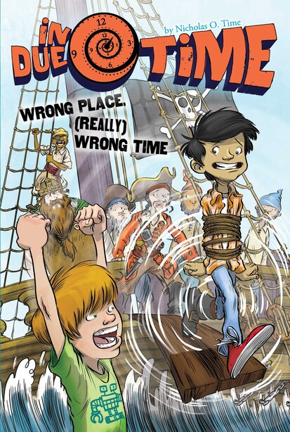 Wrong Place, (Really) Wrong Time by Nicholas O. Time