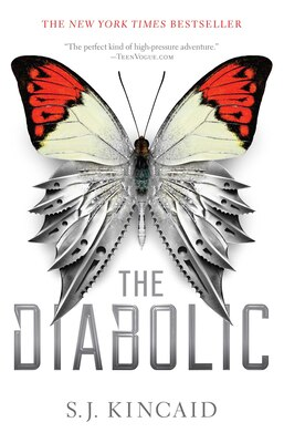 Book The Diabolic by S. J. Kincaid