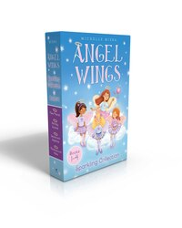 Angel Wings Sparkling Collection Books 1-4: New Friends; Birthday Surprise; Secrets and Sapphires…