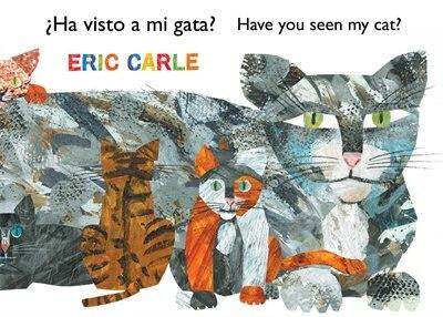 ¿Ha visto a mi gata? (Have You Seen My Cat?) by Eric Carle